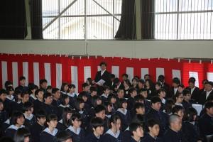 入学式2)