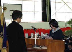 H23入学式