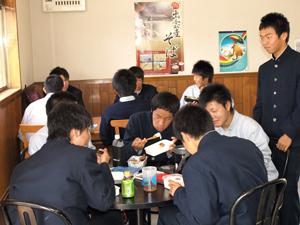 学食の様子4