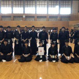令和2年度島根県高等学校夏季体育大会(剣道競技の部)結果