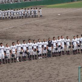 令和2年度島根県高等学校秋季野球大会2次大会1回戦