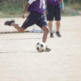 サッカー大会(1,2年生)