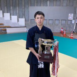 第68回全日本剣道選手権大会島根県予選の結果です。