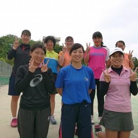 テニス部(女子)